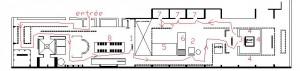 """Plan de la """"Grande expo""""- Bulletin n0 55 du CIDS- 1er sept 2002"""