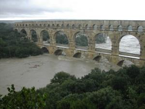Cliché : Claude Larnac- Académie Pont du Gard
